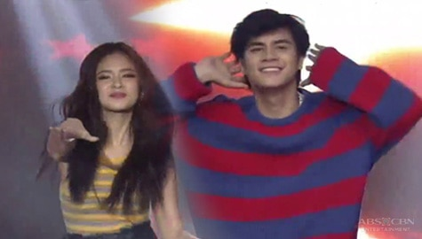 Loisa and Ronnie dominate the ASAP Natin 'To dance floor Image Thumbnail