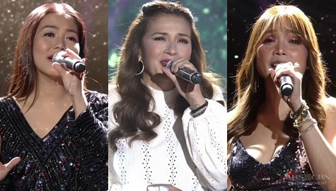 ASAP Natin 'To Divas give a new twist to your favorite 'hugot' songs Image Thumbnail