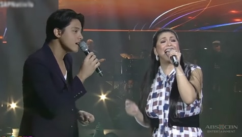 ASAP Natin 'To: Regine Velasquez and Daniel Padilla's duet that you shouldn't miss Image Thumbnail