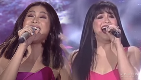 ASAP Natin 'To: Sarah Geronimo and Regine Velasquez belt out heartbreak songs Image Thumbnail