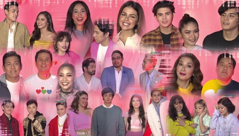 WATCH: ASAP Natin 'To stars define LOVE! Image Thumbnail