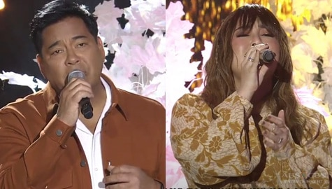 Moira and Martin's heartrending 'Paubaya' performance on ASAP Natin 'To Image Thumbnail