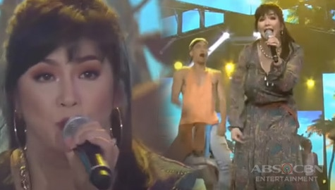 Regine Velasquez will take you to 'cloud nine' with her 'Alapaap' performance Thumbnail
