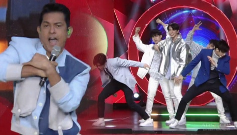 Gary V. and BGYO take ASAP Natin 'To stage by storm! Image Thumbnail