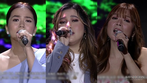 Queens of Hugot Songs take center stage on ASAP Natin 'To