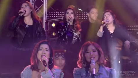 ASAP Throwback: Labanan sa biritan! Aegis versus Angeline and Klarisse! Image Thumbnail