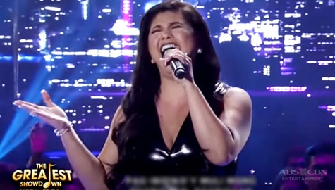 ASAP Throwback: Regine sings 'Kasalanan' on The Greatest Showdown Image Thumbnail