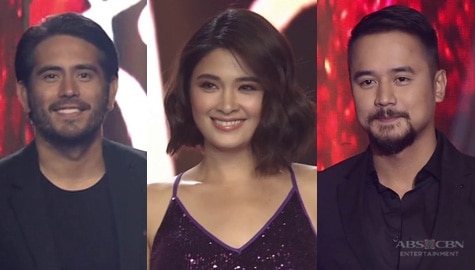Meet the cast of Init Sa Magdamag on ASAP Natin 'To Image Thumbnail