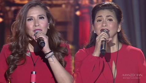 """Regine and Zsa Zsa's rendition of """"Kung Maibabalik Ko Lang"""" Image Thumbnail"""