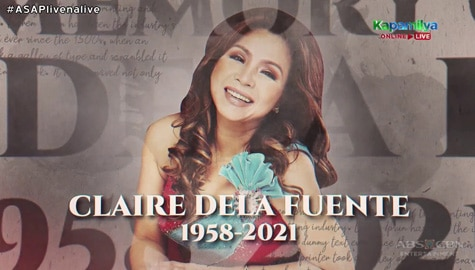 Remembering the life and music of Claire dela Fuente Image Thumbnail