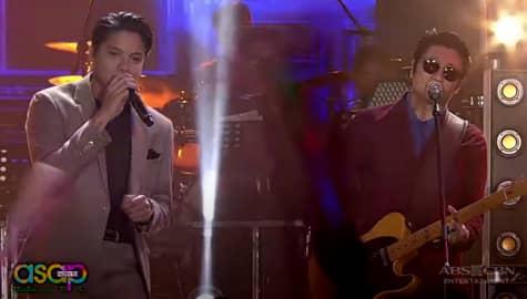 "ASAP Throwback: Daniel Padilla sings ""Hanggang Kailan"" together with Orange and Lemons Image Thumbnail"