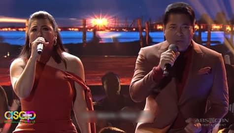 ASAP Throwback: Regine Velasquez Alcasid & Martin Nievera in a splendid world-class performance Image Thumbnail