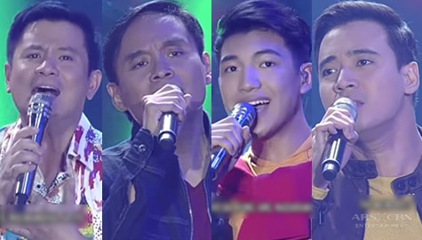 ASAP Throwback: Neocolours performs all time favorite songs with Ogie, Erik and Darren Image Thumbnail