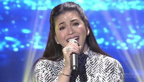 Regine Velasquez-Alcasid brings 'senti feels' with 'Sana Nga' performance