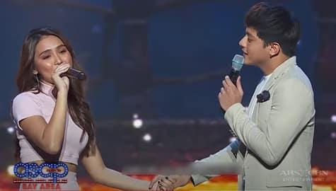 "ASAP Throwback: Kathryn and Daniel perform a duet of ""Yakap Sa Dilim"" Image Thumbnail"