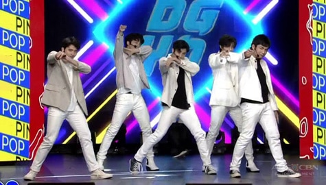BGYO brings 'The Light' on ASAP Natin 'To stage! Image Thumbnail