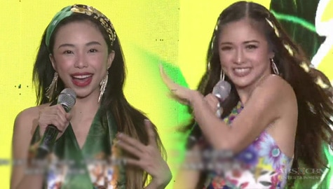 Kim Chiu and Maymay Entrata channel their inner BINI! Image Thumbnail