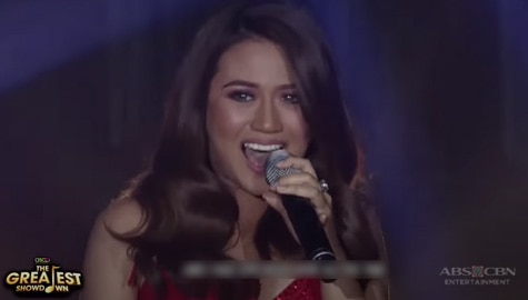 ASAP Throwback: Morissette Amon's rendition of Sheryn Regis' Come On In Out of the Rain Image Thumbnail