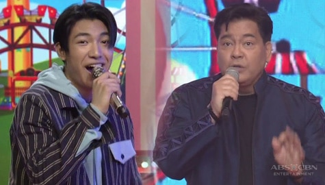 """Move and groove with Darren & Martin's rendition of """"Otso-Otso"""" Image Thumbnail"""