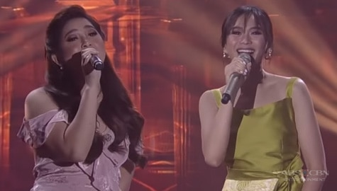 ASAP Throwback: Sarah G collaborates with Moira on The Greatest Showdown Image Thumbnail