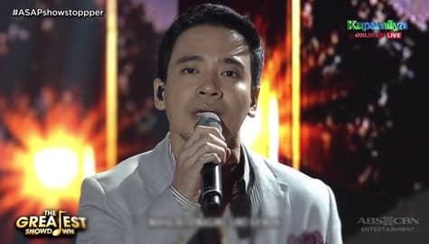 "Erik's ""Maging Sino Ka Man"" performance will give you goosebumps! Thumbnail"