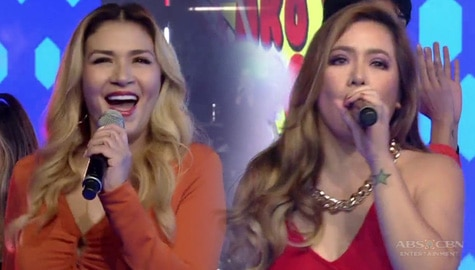 Angeline and Zsa Zsa's feel good duet on ASAP Natin 'To Image Thumbnail