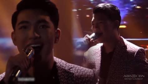 ASAP Throwback: Darren Espanto performs hugot song 'Sasagipin Kita' Image Thumbnail