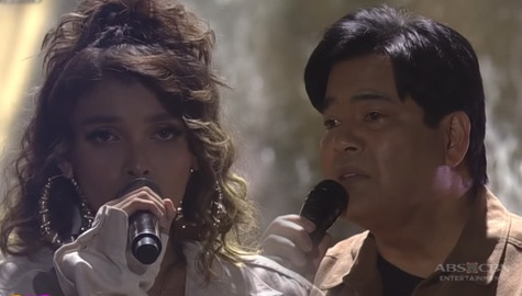 ASAP Throwback: KZ and Martin sing their rendition of 'Anak' Image Thumbnail