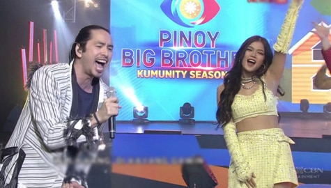 WATCH: Rico Blanco and Maris Racal in one ASAP Natin 'To number Image Thumbnail