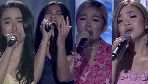 """Elha, Janine, Sheena and Lara belt-out """"Sino Nga Ba Siya?"""" on ASAP Natin 'To Thumbnail"""