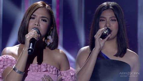 """Elha & Lara's performance of """"Anong Nangyari Sa Ating Dalawa?"""" Thumbnail"""