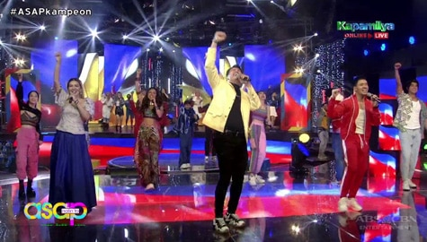 Celebrate Pinoy pride with the stars of ASAP Natin 'To!