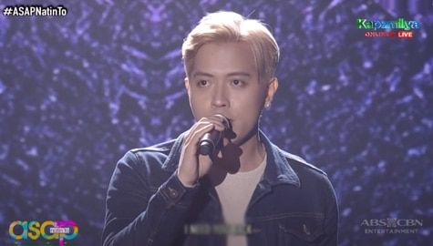 """ASAP Throwback: Jason Dy turns on 'senti mode' with """"I Need You Back"""" rendition Image Thumbnail"""
