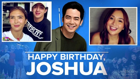 Joshua Garcia receives heartwarming messages from the people close to his heart Image Thumbnail