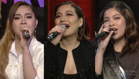 Kyla, Janella and Elha are the trio that will rock your world Image Thumbnail