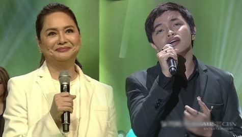 TNT Champ JM Yosures is the newest voice of Maalaala Mo Kaya theme song