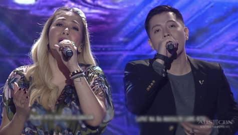 """Zsa Zsa and Jason's duet rendition of """"Paano Kita Mapasasalamatan"""" Thumbnail"""