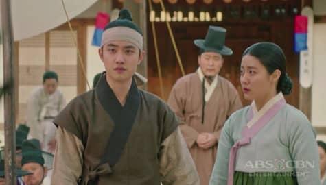 100 Days My Prince: Won-Deuk, hindi pumayag na ipahawak ni Yi-Seo ang kamay niya sa iba Image Thumbnail