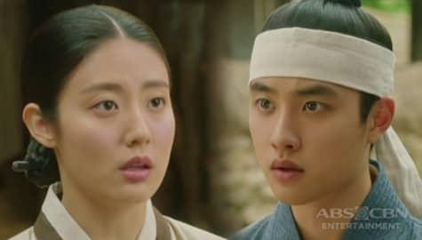100 Days My Prince: Won-Deuk, tinanong si Yi-Seo tungkol sa taong inaantay nito Image Thumbnail