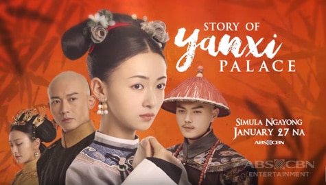Full Trailer: Story of Yanxi Palace, ngayong January 27 sa ABS-CBN! Image Thumbnail
