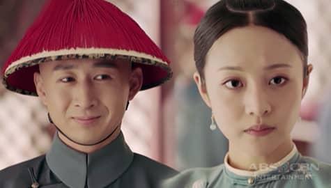 Story Of Yanxi Palace: Ying Luo, nagpakitang gilas kay Eunuch Wu Image Thumbnail