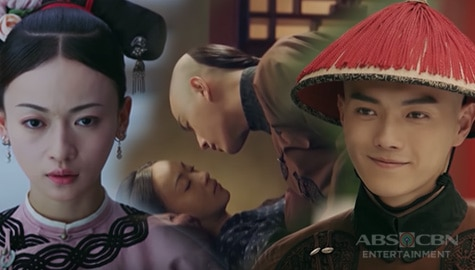 WATCH: Story Of Yanxi Palace Official Theme Song Image Thumbnail
