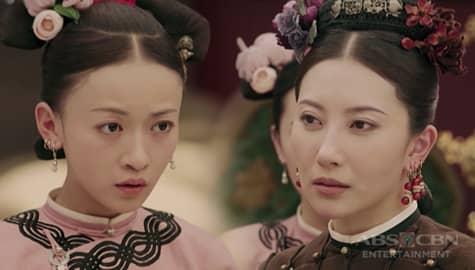 Story Of Yanxi Palace: Madam Fang, di mapigilan ang inis kay Ying Luo Image Thumbnail