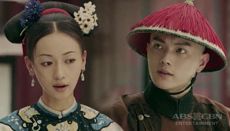 Story Of Yanxi Palace: Fu Heng, kinausap si Ying Luo Image Thumbnail