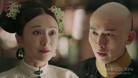 Story Of Yanxi Palace: Empress Rong Yin, ipinagtanggol si Ying Luo Image Thumbnail