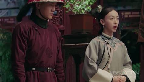 Story Of Yanxi Palace: Ying Luo, napahamak dahil kay Qing Xi Image Thumbnail