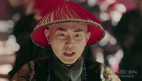 Story Of Yanxi Palace: Prinsipe Yi, pinawalang bisa ang posisyon bilang imperial guard Image Thumbnail