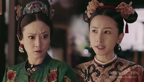 Story Of Yanxi Palace: Noble Consort Gao, gulat na gulat sa rebelasyon ni Lady Chun