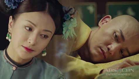 Story Of Yanxi Palace: Empress Rong Yin at Ying Luo, inalagaan ang may sakit na Emperor Image Thumbnail
