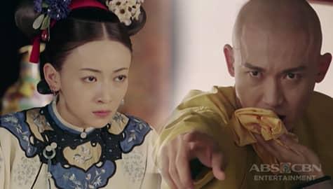 Story Of Yanxi Palace: Emperor Qian Long, lalong nabwisit kay Ying Luo Image Thumbnail